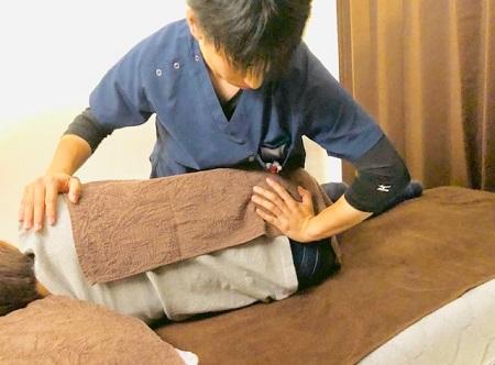 東広島鍼灸整骨院 腰痛整体